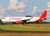 Airbus A320-214 (SL), PR-OCI, da Avianca Brasil. (15/04/2019)
