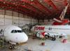 Airbus A320-232, PR-MAK, da TAM. (19/02/2016)