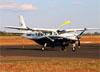 Cessna 208A Caravan, PT-OGP, da TWOFlex. (23/08/2019)