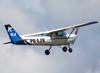 Cessna 152 II, PR-EJV, da EJ Escola de Aviação Civil. (28/03/2013)