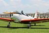 Fairchild/Fábrica do Galeão 3FG (PT-19A Cornell), PP-HLB, do Aeroclube de Pirassununga. (09/11/2013)