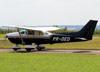 Cessna 172M Skyhawk, PR-DED. (09/11/2013)