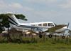 Piper/Neiva EMB-711ST Corisco II, PT-RHG. (09/11/2013)