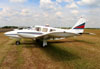 Piper/Embraer EMB-810C Seneca II, PT-EXE, do Aeroclube de Piracicaba. (29/03/2014)