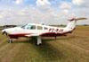 Piper/Neiva EMB-711ST Corisco II, PT-RJH. (29/03/2014)