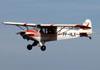 Neiva P-56C-1 Paulistinha, PP-HLX, do Aeroclube de Pirassununga. (29/03/2014)