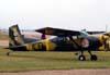 Cessna 185A Skywagon, PT-IET, nova aeronave de Fernando Botelho.