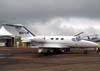 Cessna 510 Citation Mustang, N967CM, representado no Brasil pela TAM (Táxi Aéreo Marília).