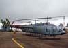 Três helicópteros Bell 2006 Jet Ranger III da Marinha do Brasil. Em primeiro plano, o de prefixo N5045, na frente do N5050, e o N5038.