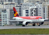 Airbus A319-115, PR-AVD, da Avianca Brasil. (07/12/2010)