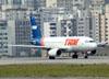 Airbus A319-132, PT-TMD, da TAM. (07/12/2010)