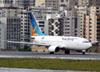 Boeing 737-76N, PR-VBQ, da Varig. (30/11/2010)