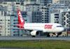 Airbus A320-232, PT-MZG, da TAM. (30/11/2010)