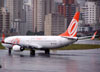 Boeing 737-8EH, PR-GGO, da GOL. (30/11/2010)