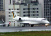 Embraer 135 BJ Legacy 600, FAB 2580, da Força Aérea Brasileira. (30/11/2010)