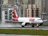 Airbus A320-232, PR-MBY, da TAM. (30/11/2010)