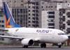 Boeing 737-7EA, PR-VBM, da Varig. (30/11/2010)