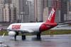 Airbus A319-132, PT-TMB, da TAM. (30/11/2010)