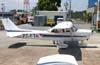 Cessna 172R Skyhawk, PT-FTH. Fotógrafo / Photographer: Wesley Minuano.