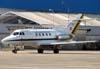 Hawker Siddeley HS-125-400A, chamado pela Força Aérea Brasileira de VU-93, FAB 2123. (21/06/2008) Foto: Ricardo Rizzo Correia.
