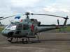 Eurocopter/Helibrás HB-350B Esquilo, chamado pela Marinha Brasileira de UH-12. (21/06/2008) Foto: Ricardo Rizzo Correia.