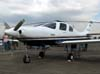 Lancair IV-P, PT-ZLF. (21/06/2008) Foto: Ricardo Rizzo Correia.