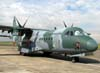CASA 295, C-105A Amazonas, FAB 2805. (21/06/2008) Foto: Ricardo Rizzo Correia.