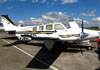 Beechcraft 58 Baron, PR-CDL. (26/05/2012) Foto: Ricardo Rizzo Correia.