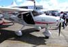TL-Ultralight/Ultrafly TL-3000 Sirius, PR-SIR. (26/05/2012) Foto: Ricardo Rizzo Correia.
