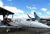 Embraer EMB 500 Phenom 100. (26/05/2012) Foto: Ricardo Rizzo Correia.