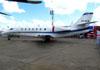 Cessna 680 Citation Sovereign, PR-RCB. (26/05/2012) Foto: Ricardo Rizzo Correia.