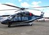 AgustaWestland AW139, PR-HSK. (26/05/2012) Foto: Ricardo Rizzo Correia.