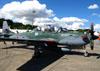Embraer EMB-314 Super Tucano (A-29B), FAB 5923, da FAB (Força Aérea Brasileira). (26/05/2012) Foto: Ricardo Rizzo Correia.