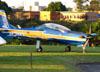 Embraer EMB 312H Super Tucano, PT-ZTW, do MAB (Memorial Aeroespacial Brasileiro). (26/05/2012) Foto: Ricardo Rizzo Correia.