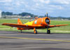 North American T-6D, PT-LDO, do Circo Aéreo. (26/05/2012) Foto: Ricardo Rizzo Correia.