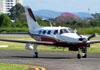 Piper PA-46-350P Malibu Mirage, PR-BMG. (26/05/2012) Foto: Ricardo Rizzo Correia.