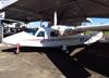 Flyer/Tecnam P2006T, PT-FLT. (13/07/2013)