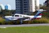 Piper/Embraer EMB-711ST Corisco II Turbo, PT-RYD. (13/07/2013)