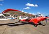 Aero Boero AB-115, PP-FLD, do Aeroclube de São José dos Campos. (13/07/2013)