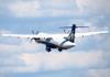ATR 72-600 (ATR 72-212A), PR-AQH, da Azul. (13/07/2013)
