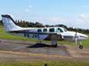 Beechcraft 58 Baron, PR-JVC. (13/07/2013)