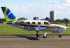 Piper PA-46R-350T Malibu Matrix, PR-EBA, de Walter Toledo. (13/07/2013)