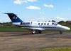 Cessna 525 Citation CJ1, PR-SKW, da EJ Táxi Aéreo. (13/07/2013)
