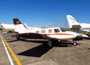 Piper PA-34-220T Seneca IV, PT-WRF. (13/07/2013)
