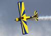 Bellanca 8KCAB Decathlon, PT-OTB, pilotado por Beto Bazaia, durante apresentação na EAB. (13/07/2013)