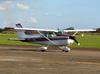 Cessna 172M Skyhawk, PT-IVC. (13/07/2013)