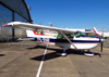 Cessna 172K Skyhawk, PR-RNP. (13/07/2013)