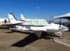 Beechcraft 95-B55 Baron, PT-OAH. (13/07/2013)