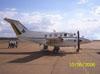 VU-9, Embraer Xingu II, do GTE da FAB.