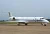 Embraer ERJ-145 ER, C-99A, FAB 2524. Esta aeronave operou na Rio-Sul com o prefixo PT-SPF, e era apelidado de JetClass.